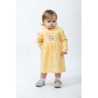 Платье трикотажное Арт.111-0063_P