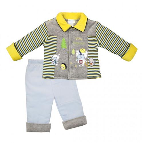 Комплект для мальчика 2-х предметный Арт.14-2816